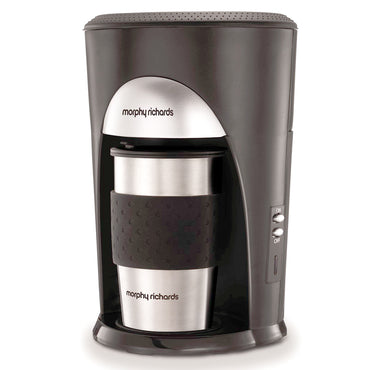 MORPHY RICHARDS Coffee Filter Machine | Coffee on the GO  | 500w