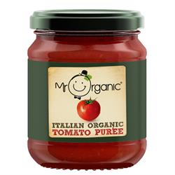 15% OFF Organic Tomato Puree 200g jar