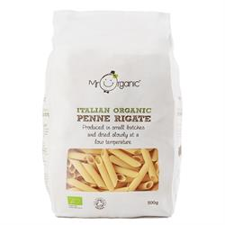 Organic Penne Pasta 500g (order in singles or 12 for trade outer)