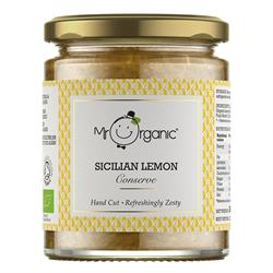 15% OFF Organic Lemon Conserve 360g