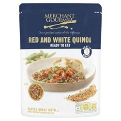 Red & White Quinoa Ready to Eat 250g
