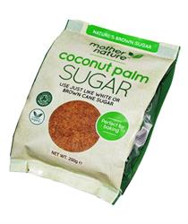 100% Pure Organic Coconut Palm Sugar 200g (order in singles or 16 for trade outer)
