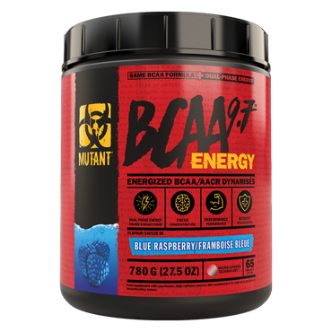 Mutant BCAA 9.7 Energy 360g / Blue Raspberry
