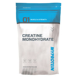 Creatine Monohydrate 500g (order in singles or 8 for trade outer)