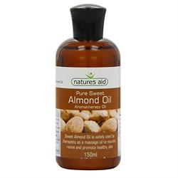 Almond Oil 150ml (order in singles or 10 for trade outer)