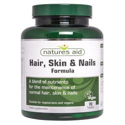 Hair, Skin & Nails 90 Tabs (order in singles or 10 for trade outer)