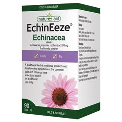 EchinEeze - Echinacea root extract 70mg 90 Tablets (order in singles or 10 for trade outer)