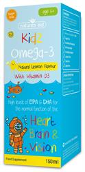 Kidz Omeqa-3 150ml (order in singles or 10 for trade outer)