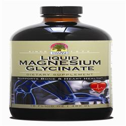 Liquid Magnesium Glycinate 480ml (order in singles or 12 for trade outer)