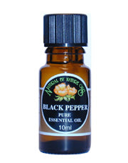 Black Pepper Essential Oil 10ml