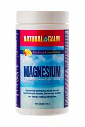 Magnesium Raspberry Lemon Flavour 150g (order in singles or 12 for trade outer)