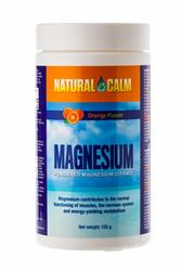 Magnesium Orange Flavour 150g (order in singles or 12 for trade outer)