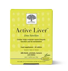 15% OFF Active Liver 30 Tablets