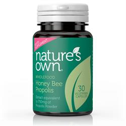 Honey Bee Propolis 30 Capsules