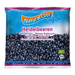 Organic Blueberries 300g (order in singles or 10 for trade outer)