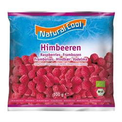 Organic Raspberries 300g (order in singles or 10 for trade outer)