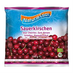 Organic Sour Cherries 300g (order in singles or 10 for trade outer)