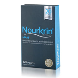 Nourkrin Man 60 Tablets