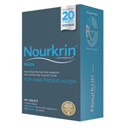 Nourkrin Man 3 Month Supply 180 tablets