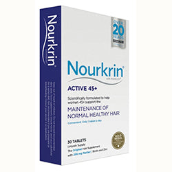 Active 45+ 30 tablets