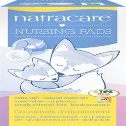 Natural Nursing Pads x 26 (order in singles or 12 for trade outer)