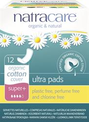 Natural Ultra Pads Super Plus x 12 (order in singles or 12 for trade outer)