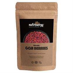 Organic Goji Berries 200g (order in singles or 15 for trade outer)