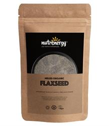 Milled Organic Flaxseed 200g (Linseed) (order in singles or 15 for trade outer)