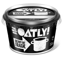 Oatly Creamy Oats Fraiche 200ml