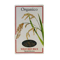 20% OFF Organic Wild Red Rice (wholegrain) 500g (order in singles or 12 for trade outer)