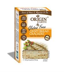 Gluten Free Crackers 150g (order in singles or 10 for trade outer)