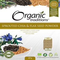 10% OFF Sprouted Omega Chia/Flax 200g