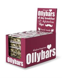 All Day Breakfast Bar 60g (order in multiples of 5 or 20 for retail outer)