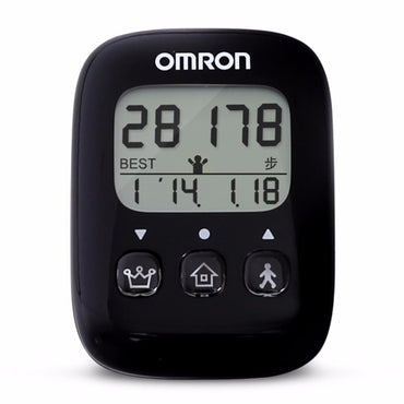 OMRON Walking Style IV | Step Counter | 3D Sen