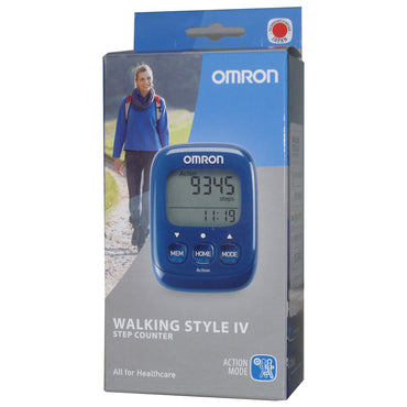 OMRON Walking Style IV | Step Counter | 3D Sensor