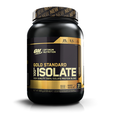 Optimum Nutrition Gold Standard 100% Isolate 930g / Chocolate