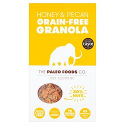 Honey & Pecan Grain-Free Granola 300g