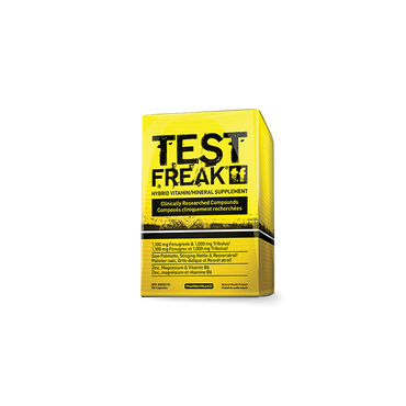 PharmaFreak Test Freak, 120 Caps