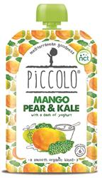 Mango, Pear & Kale with Yoghurt 100g (order 5 for trade outer)