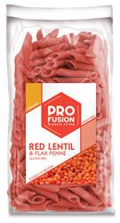 Profusion Red Lentil and Flax Penne 300g (order in singles or 12 for trade outer)