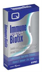 15% OFF Immunebiotix 30 Capsules (order in singles or 5 for trade outer)