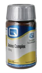 Amino Complex 500mg 45 Tablets
