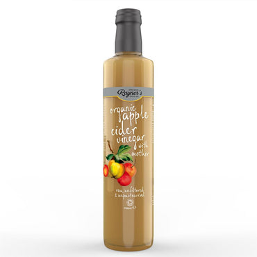 Organic Apple Cider Vinegar with Mother 1000ml