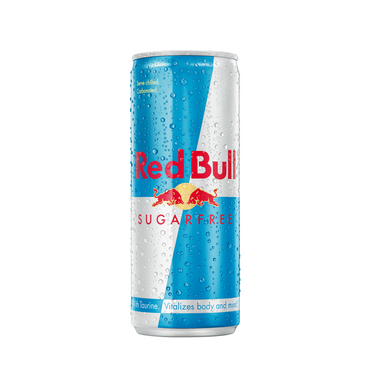 Red Bull Sugarfree 24x250ml / Original
