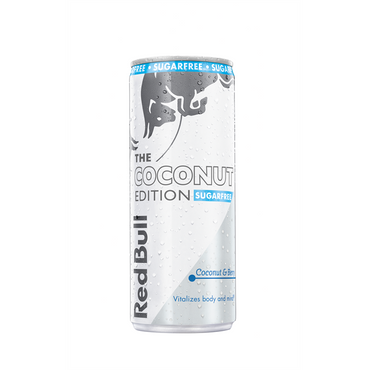 Red Bull Sugarfree Editions 12x250ml / Coconut Berry