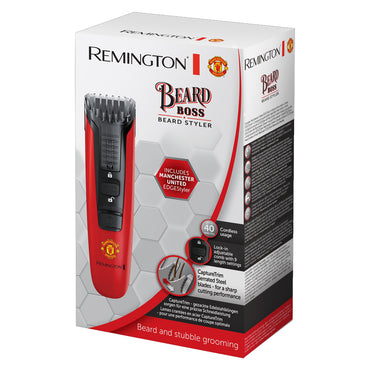 REMINGTON - MANCHESTER UNITED Beard Trimmer | Man United Special Edition | Cordl
