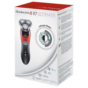 REMINGTON Rotary Shaver l R7 Ultimate | Lithi l Wet & Dry