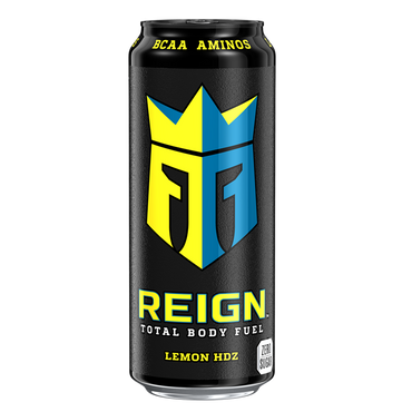 REIGN Total Body Fuel 12x500ml / Lemon HDZ