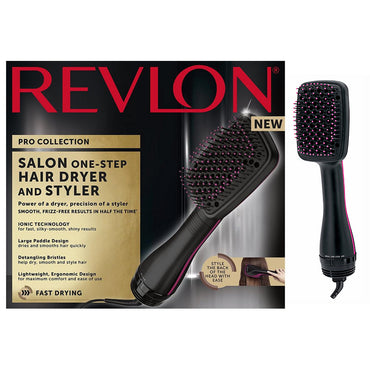 REVLON Paddle Dryer | Pro Collection | 2in1 | iOnic