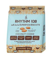 Ooh-la-la Tea Biscuit Coconut Cookie Sharing Bag (order in multiples of 4 or 12 for retail outer)